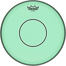 Remo Powerstroke 77 Colortone Green Drum Head
