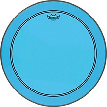 Remo Powerstroke P3 Colortone Blue Bass Drum Head