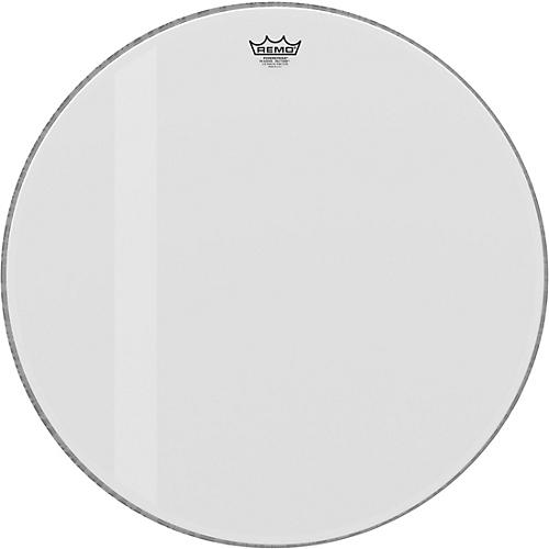 remo powerstroke p3 felt tone coated bass drum head woodwind brasswind. Black Bedroom Furniture Sets. Home Design Ideas
