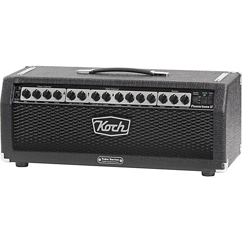 Koch Powertone II 6550 120W Tube Guitar Amp Head thumbnail