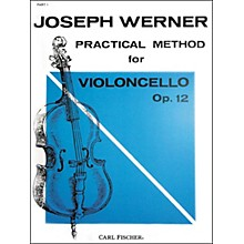 Carl Fischer Practical Method For Violincello - Part 1