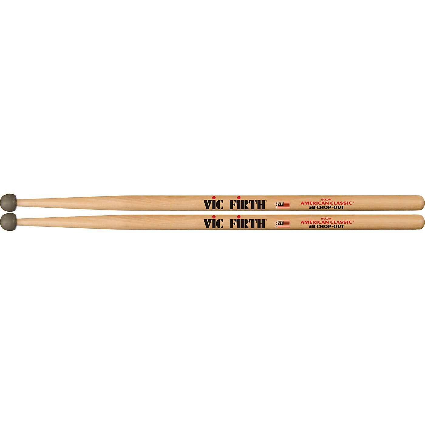 Vic Firth Practice Sticks with Rubber Tip thumbnail