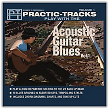 Practice Tracks Practice Tracks Acoustic Guitar Blues Vol 1 Play Along CD
