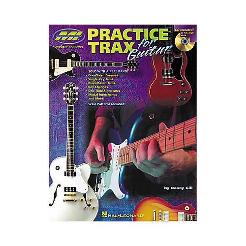 Musicians Institute Practice Trax for Guitar (Book/CD) thumbnail