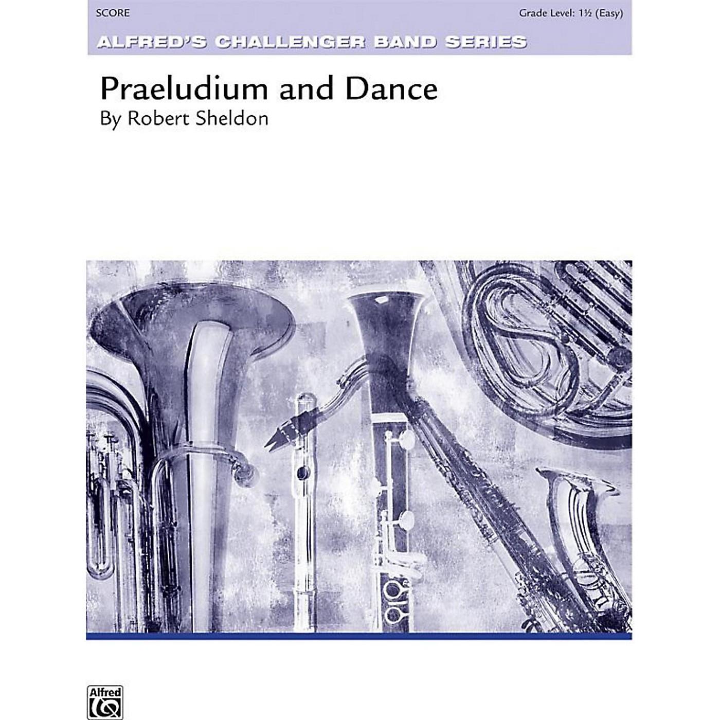 Alfred Praeludium and Dance Grade 1.5 (Easy) thumbnail