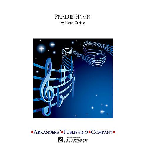 Arrangers Prairie Hymn Concert Band Arranged by Joseph Curiale thumbnail
