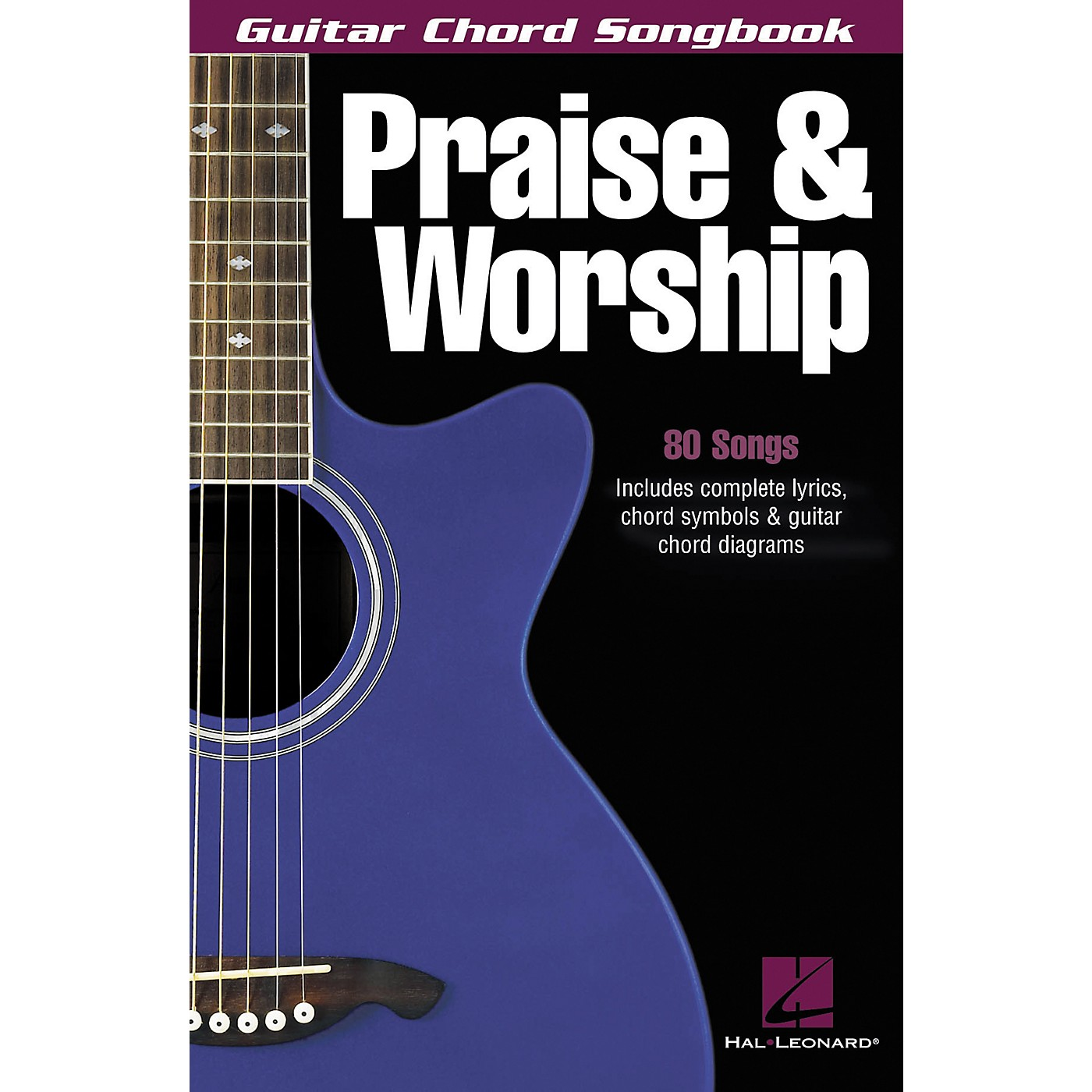 Hal Leonard Praise & Worship Guitar Chord Songbook thumbnail