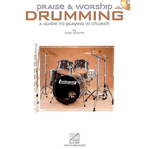 Hal Leonard Praise and Worship Drumming (Book and CD Package) thumbnail