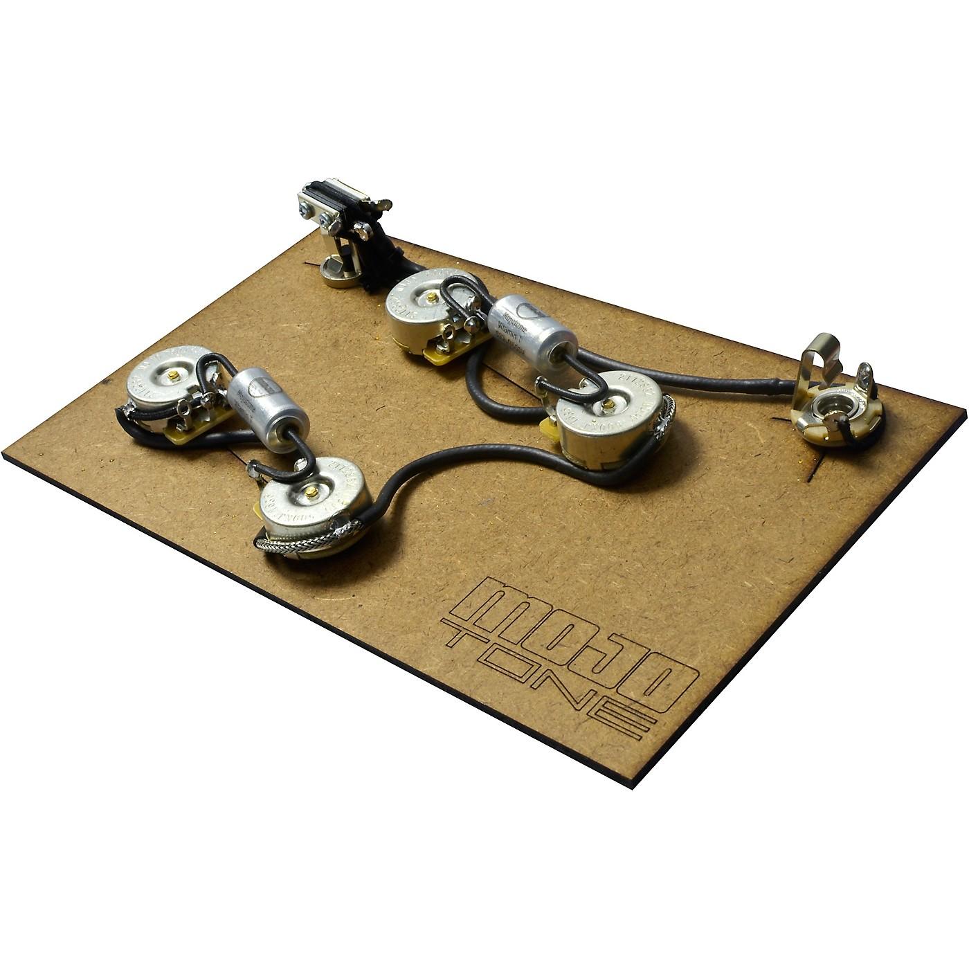 Mojotone Pre-Wired ES-335 Style Wiring Kit thumbnail