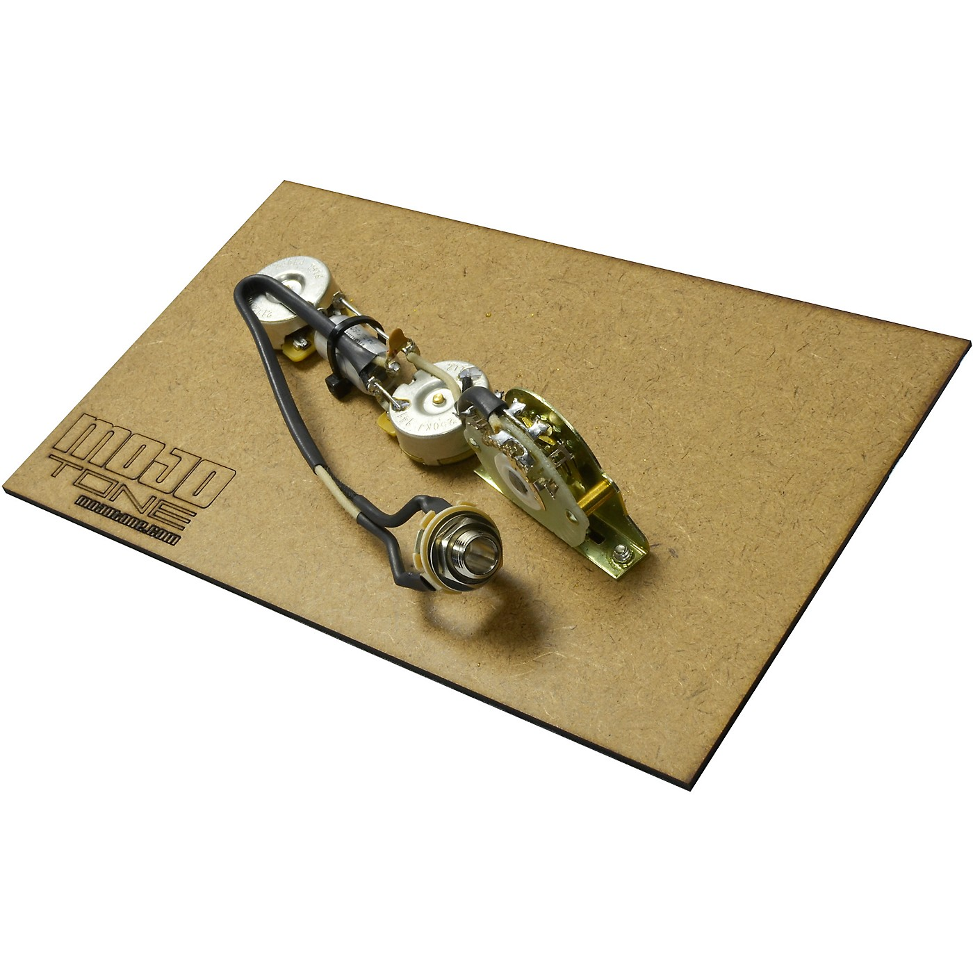 Mojotone Pre-Wired Tele Mod 4-Way Wiring Kit thumbnail