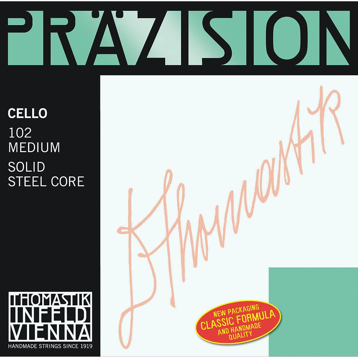 Thomastik Precision 4/4 Size Cello Strings thumbnail