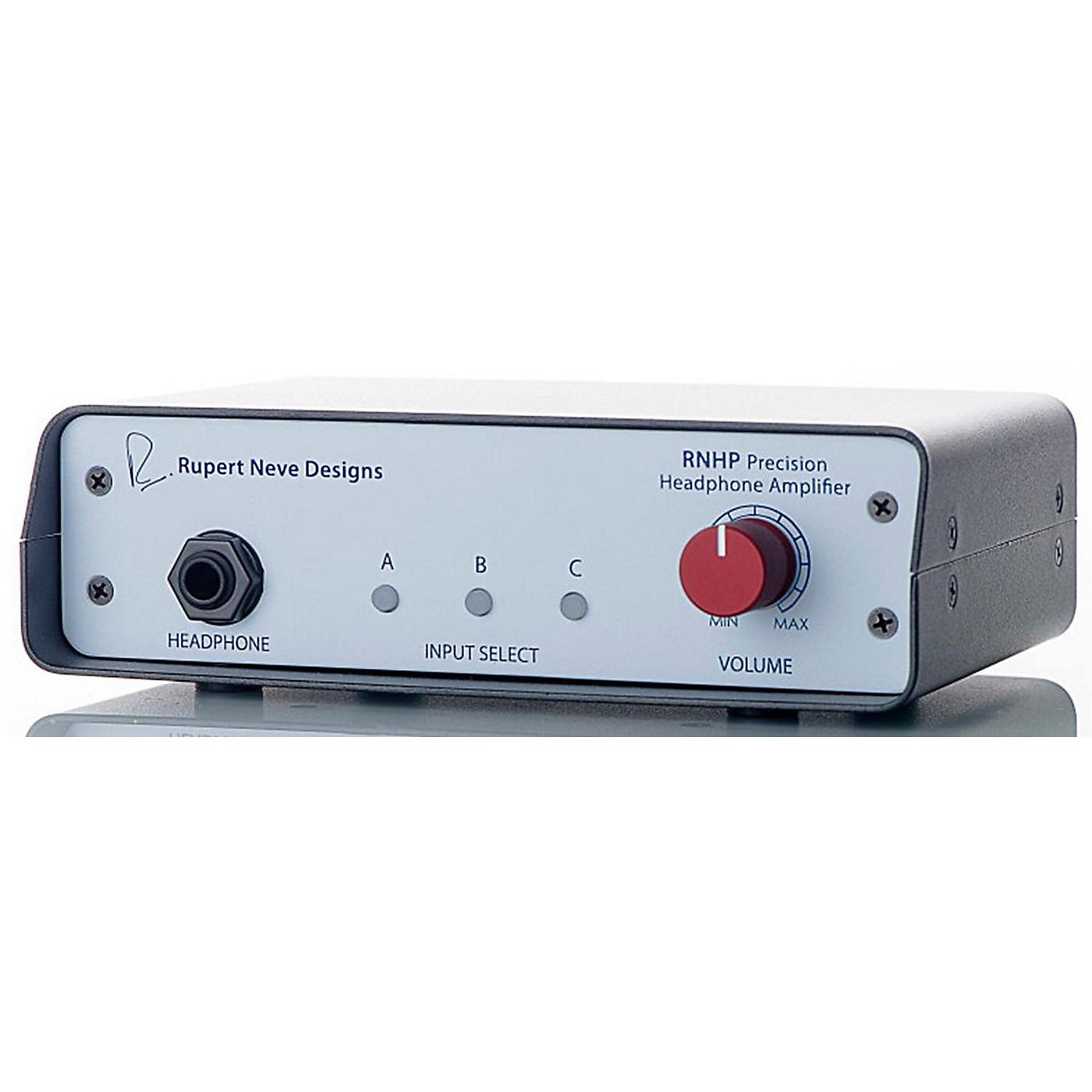 Rupert Neve Designs Precision Headphone Amplifier thumbnail