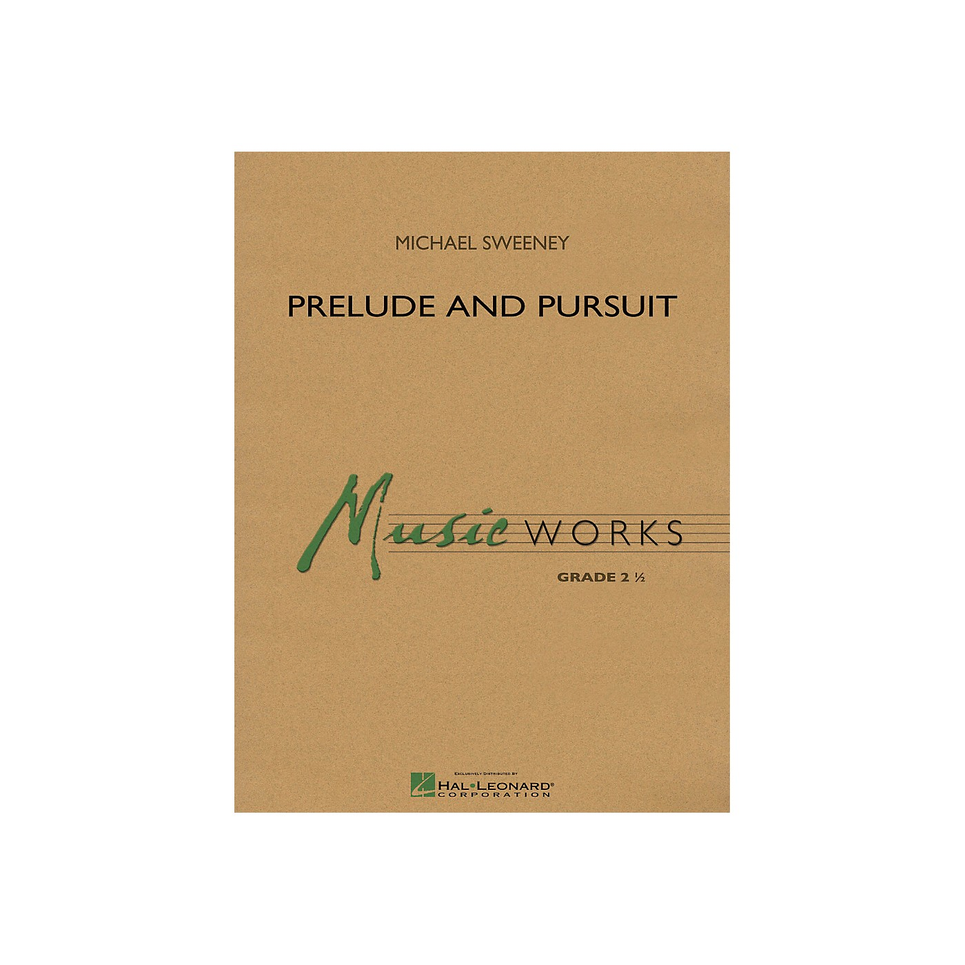 Hal Leonard Prelude And Pursuit - Music Works Series Grade 2 thumbnail