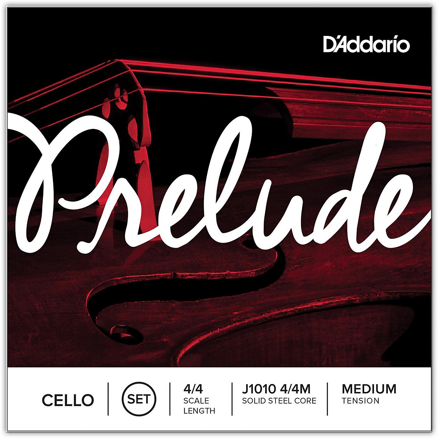 D'Addario Prelude Cello String Set thumbnail