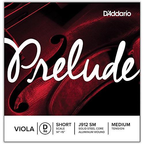 D'Addario Prelude Sereis Viola D String thumbnail