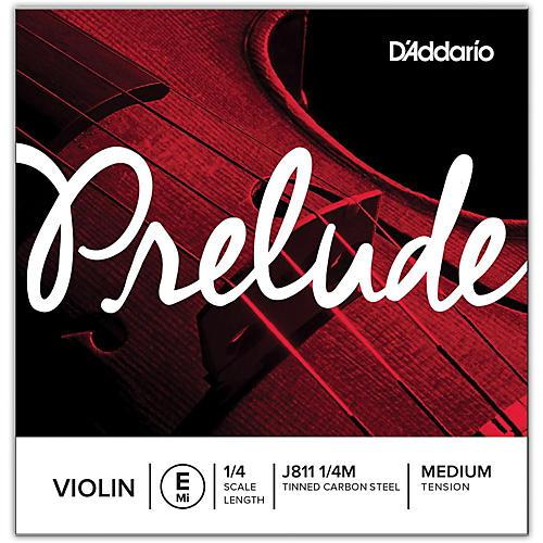 D'Addario Prelude Violin E String thumbnail