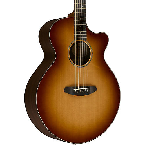 Breedlove Premier Auditorium Copper CE Sitka Spruce - East Indian Rosewood Acoustic-Electric Guitar thumbnail