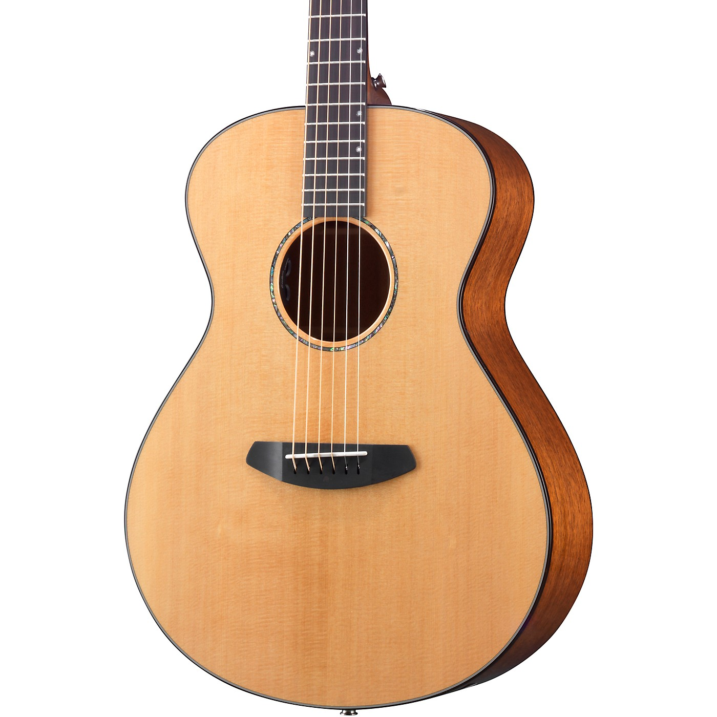 Breedlove Premier Concert Mahogany Acoustic-Electric Guitar thumbnail