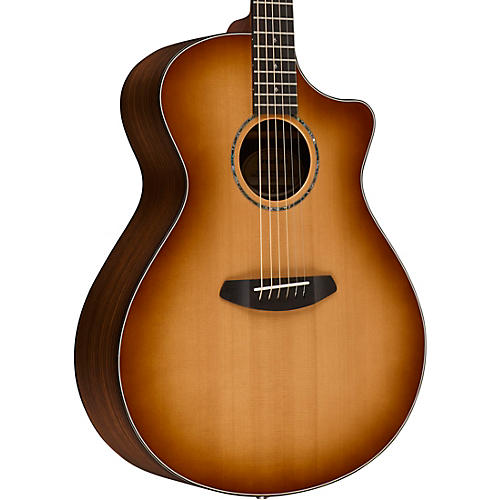 Breedlove Premier Concerto Sitka with Spruce Top Acoustic-Electric Guitar thumbnail