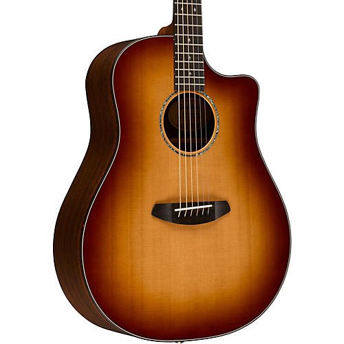 Breedlove Premier Dreadnought Copper CE Sitka Spruce - East Indian Rosewood Acoustic-Electric Guitar thumbnail