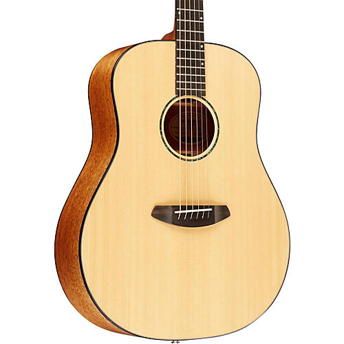 Breedlove Premier Dreadnought Mahogany Acoustic-Electric Guitar-thumbnail