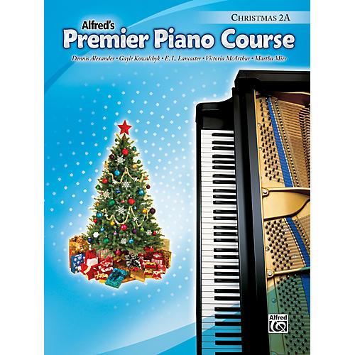 Alfred Premier Piano Course Christmas Book 2A thumbnail
