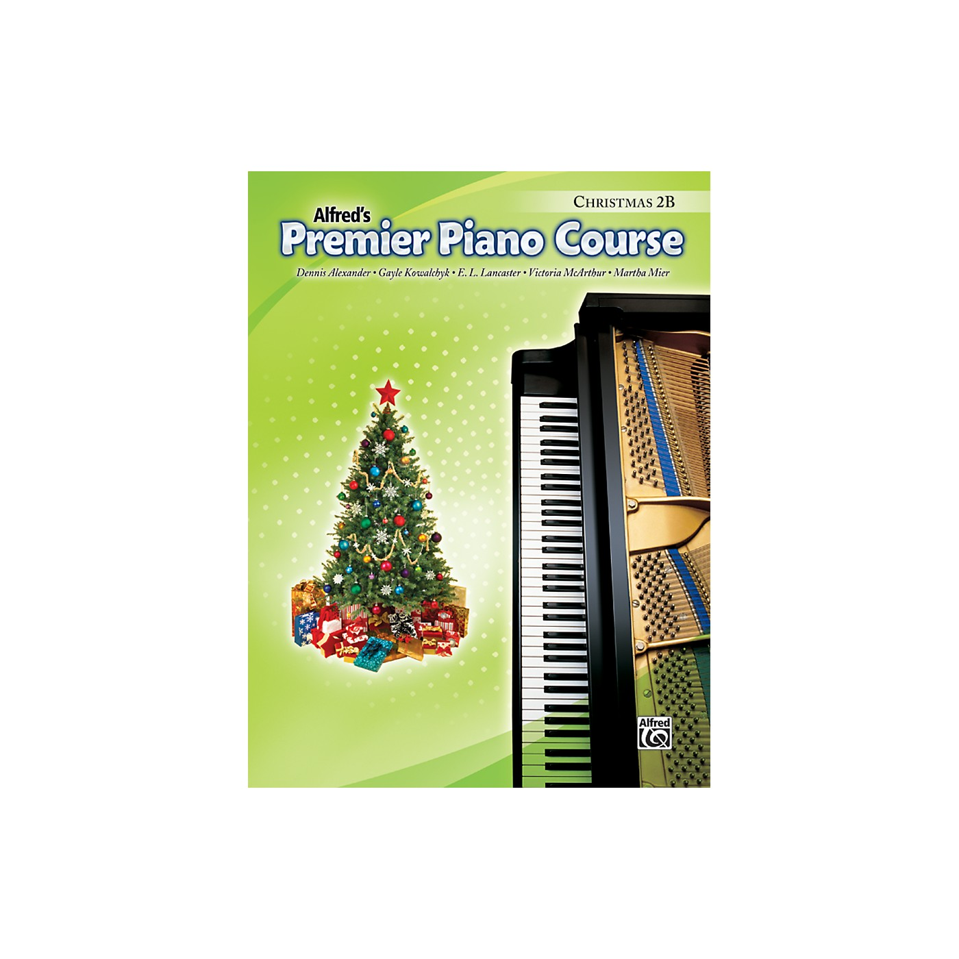 Alfred Premier Piano Course Christmas Book 2B thumbnail