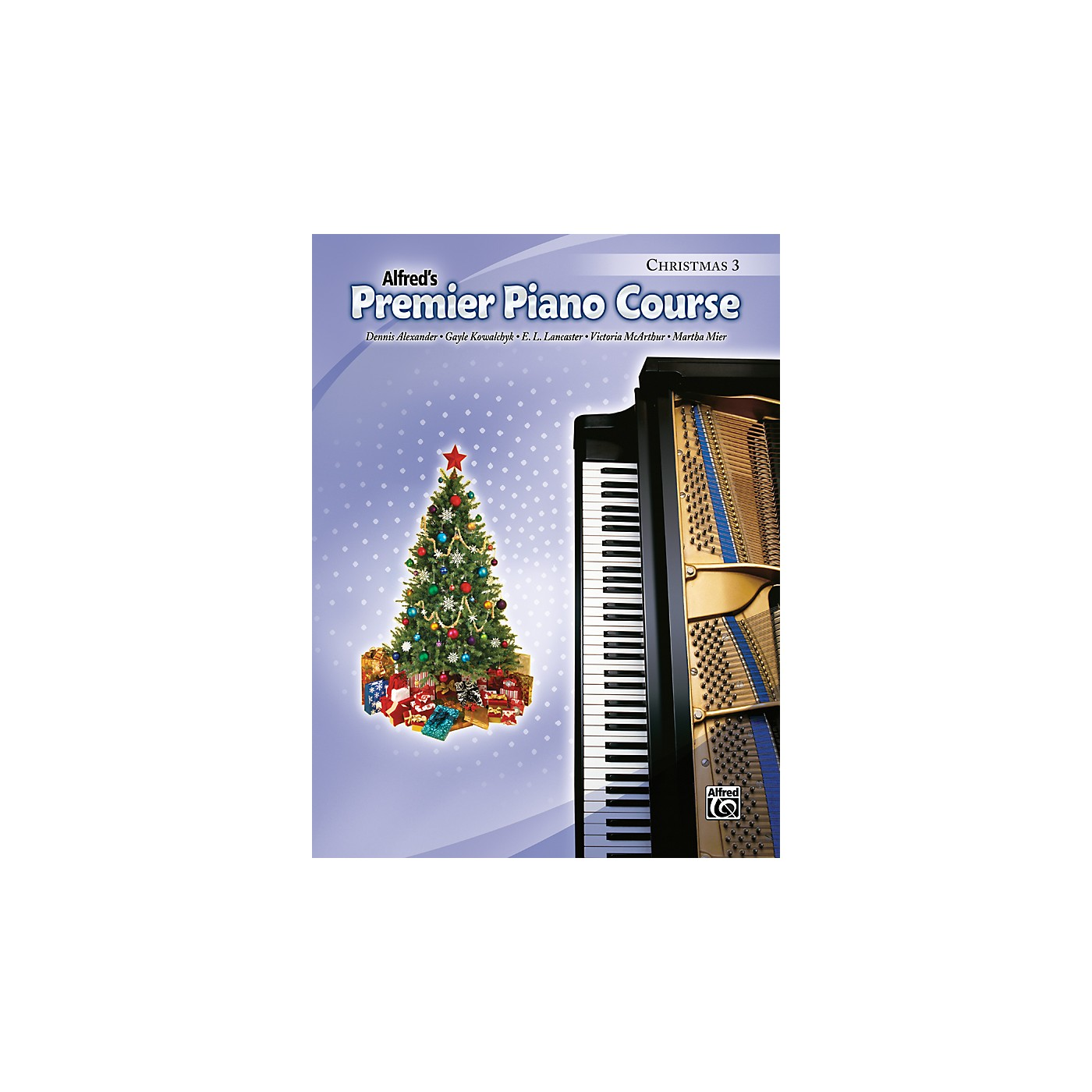 Alfred Premier Piano Course Christmas Book 3 thumbnail