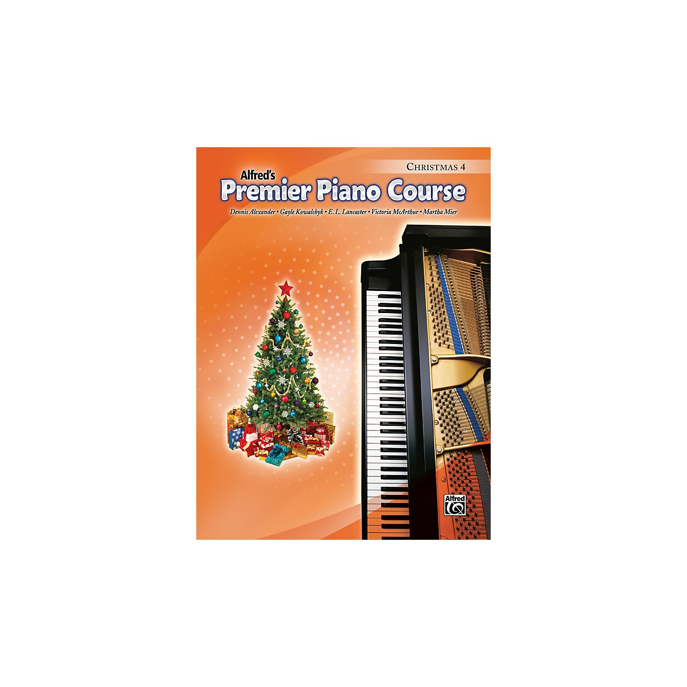 Alfred Premier Piano Course Christmas Book 4 thumbnail
