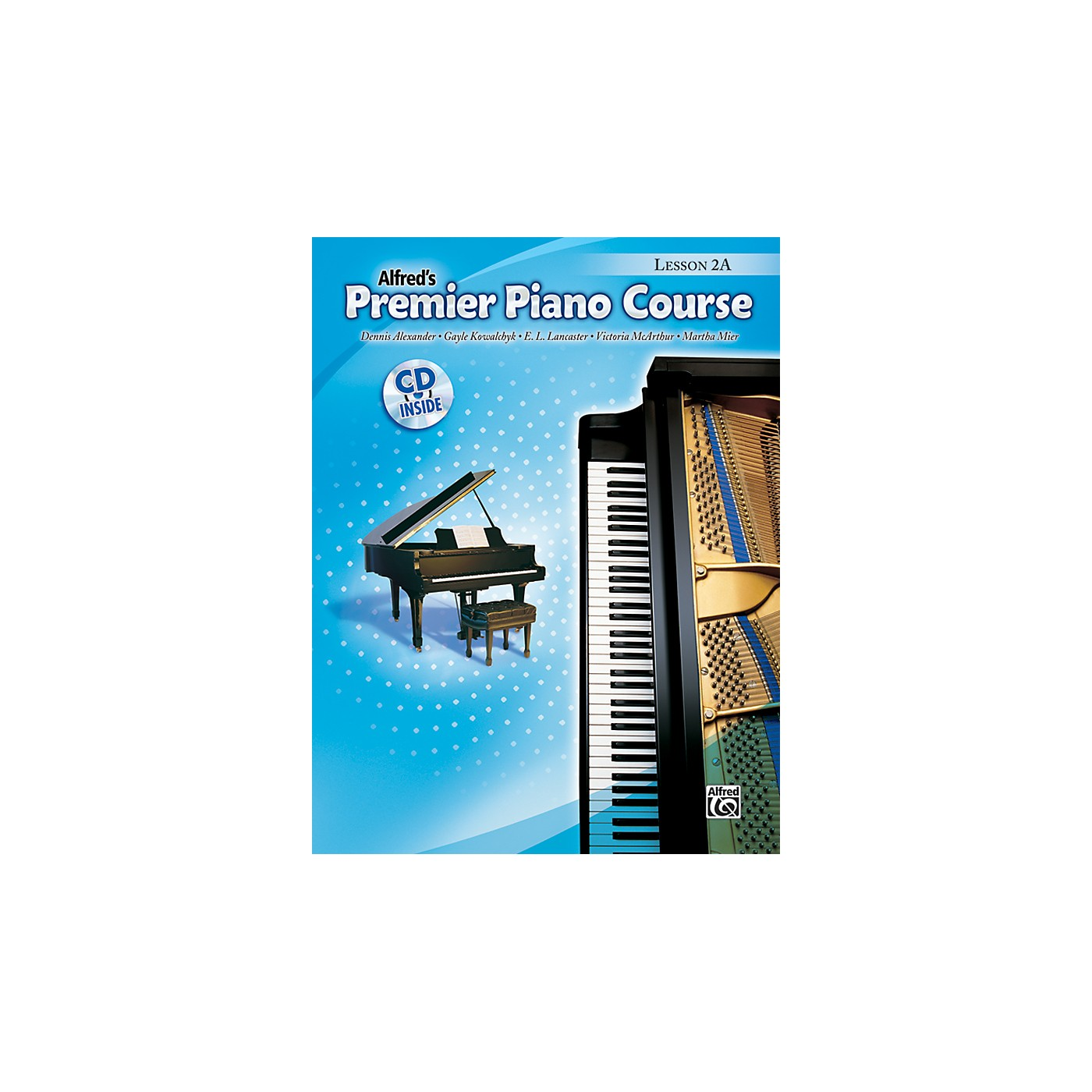 Alfred Premier Piano Course Lesson Book 2A Book 2A & CD thumbnail