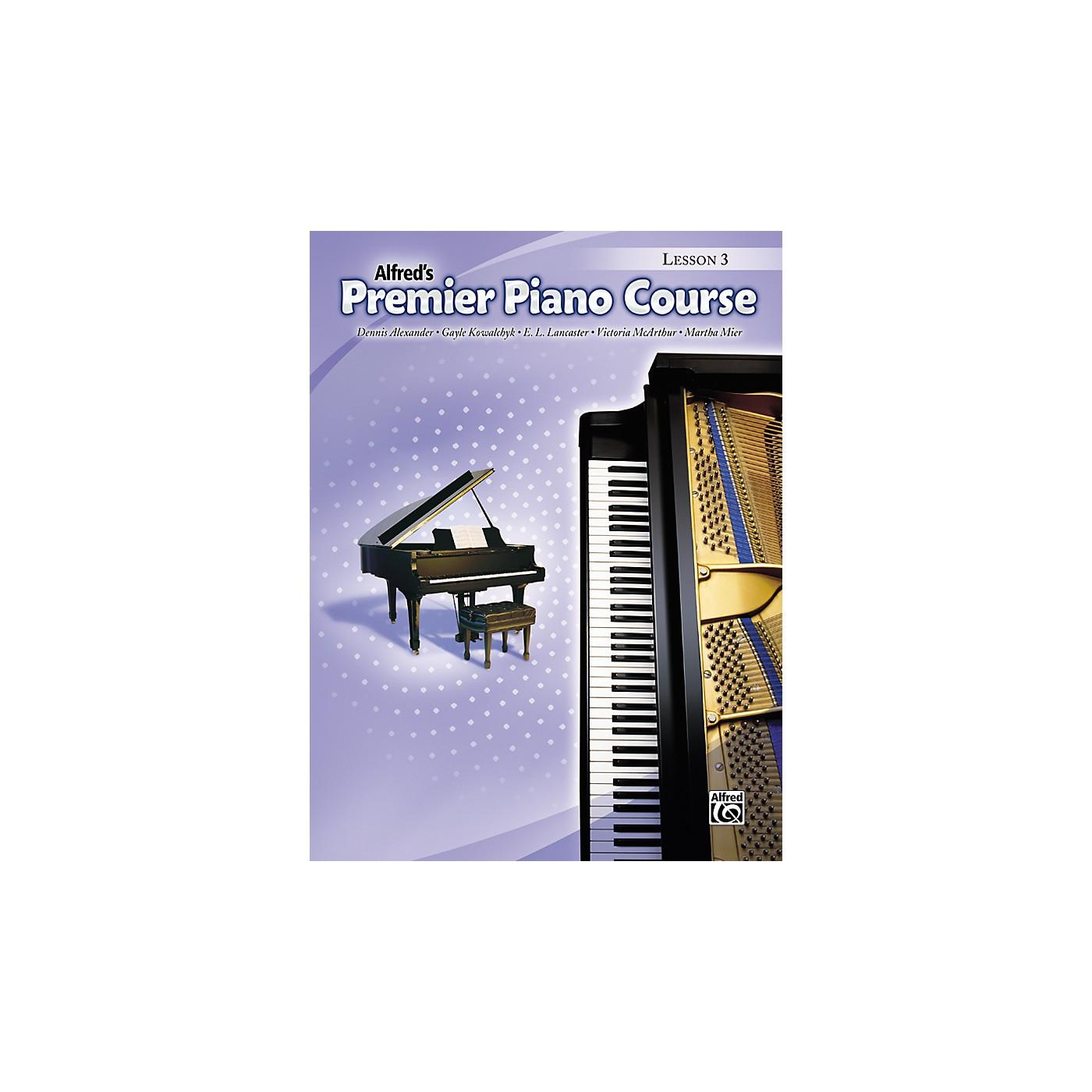 Alfred Premier Piano Course Lesson Book 3 thumbnail