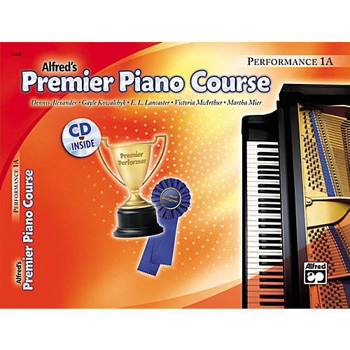 Alfred Premier Piano Course Performance Book 1A thumbnail