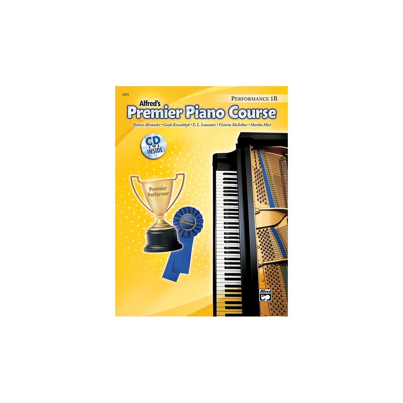Alfred Premier Piano Course Performance Book 1B Book 1B & CD thumbnail