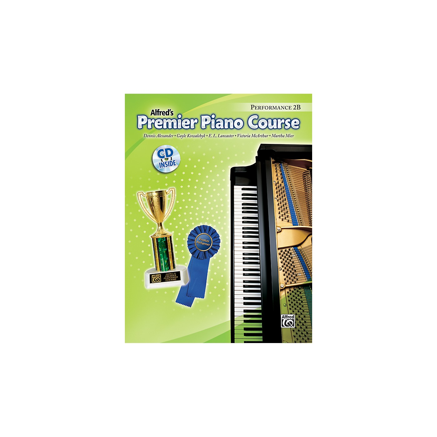 Alfred Premier Piano Course Performance Book 2B Book 2B & CD thumbnail