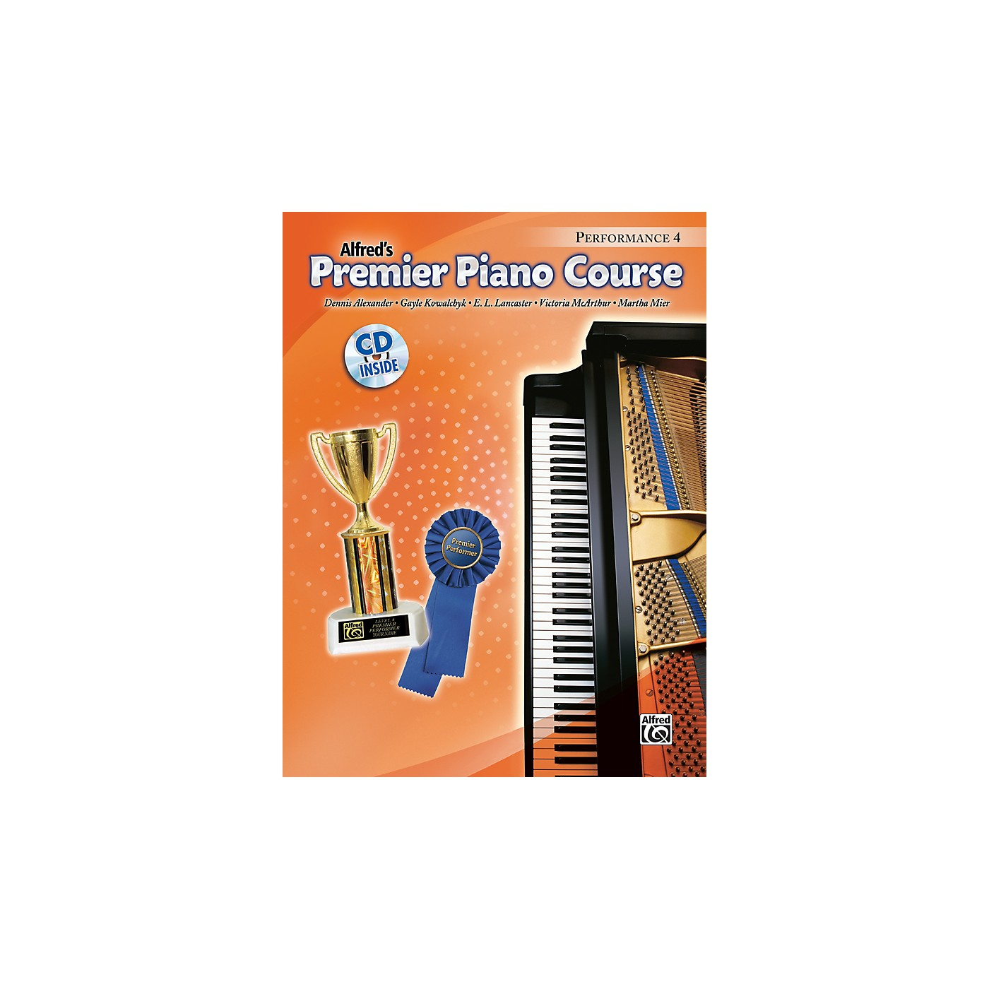 Alfred Premier Piano Course Performance Book 4 Book 4 & CD thumbnail