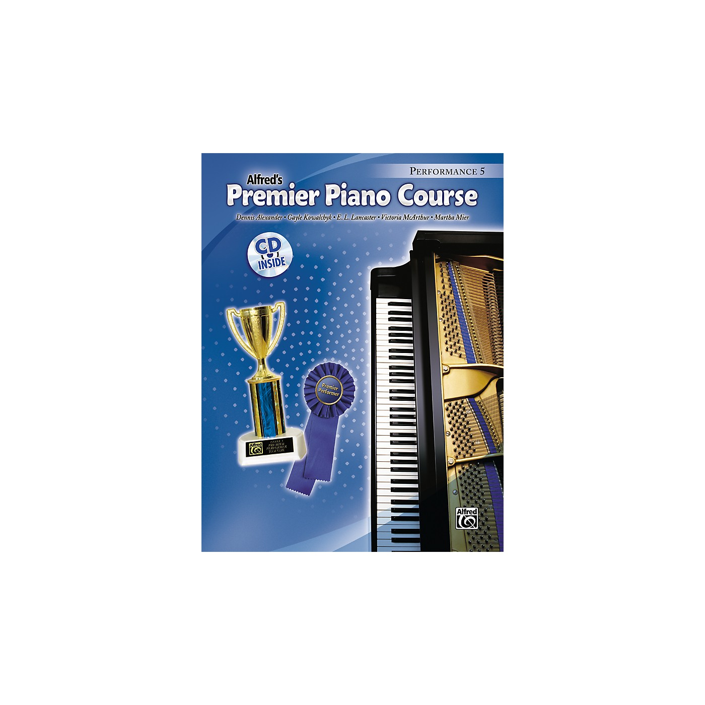 Alfred Premier Piano Course Performance Book 5 thumbnail