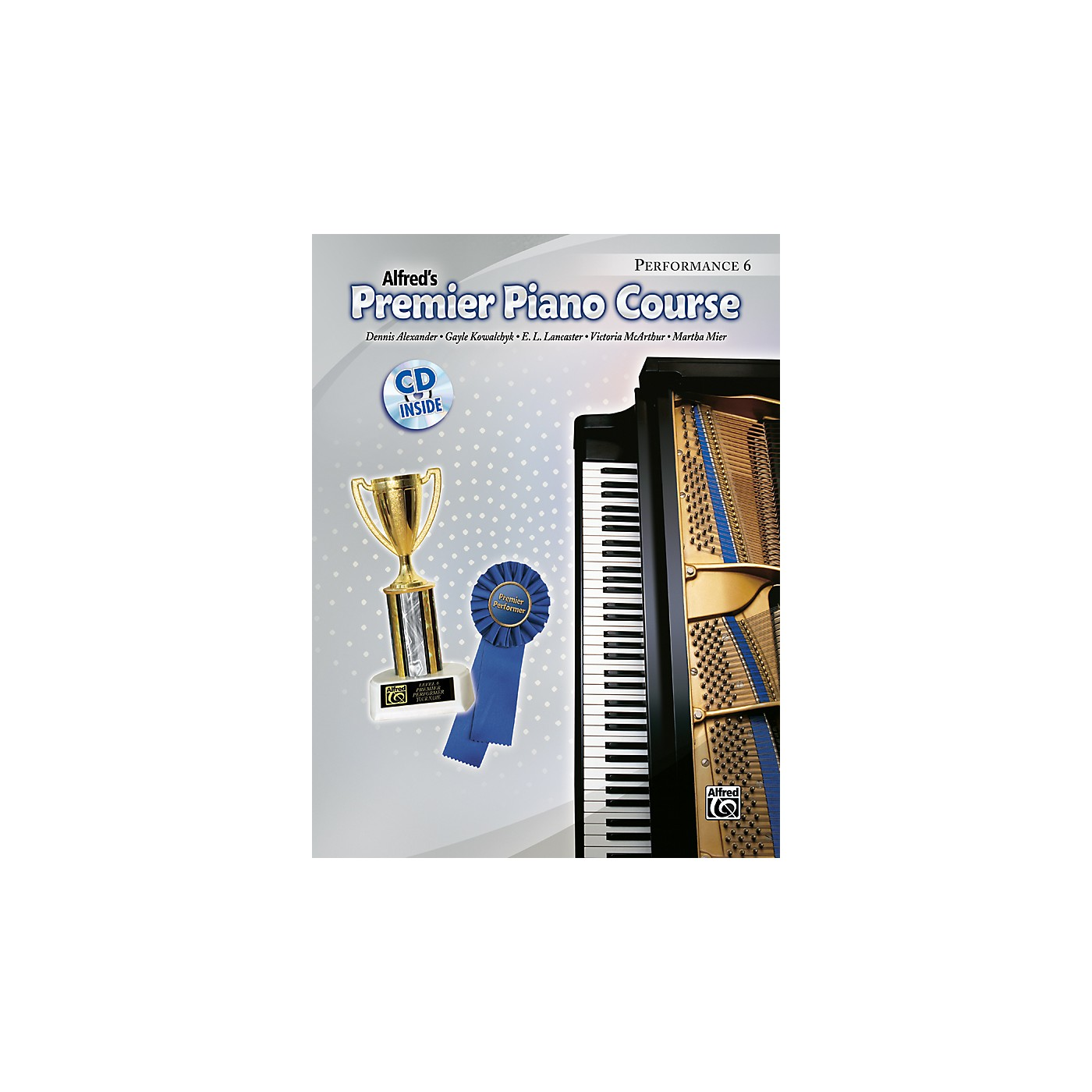 Alfred Premier Piano Course Performance Book 6/CD thumbnail