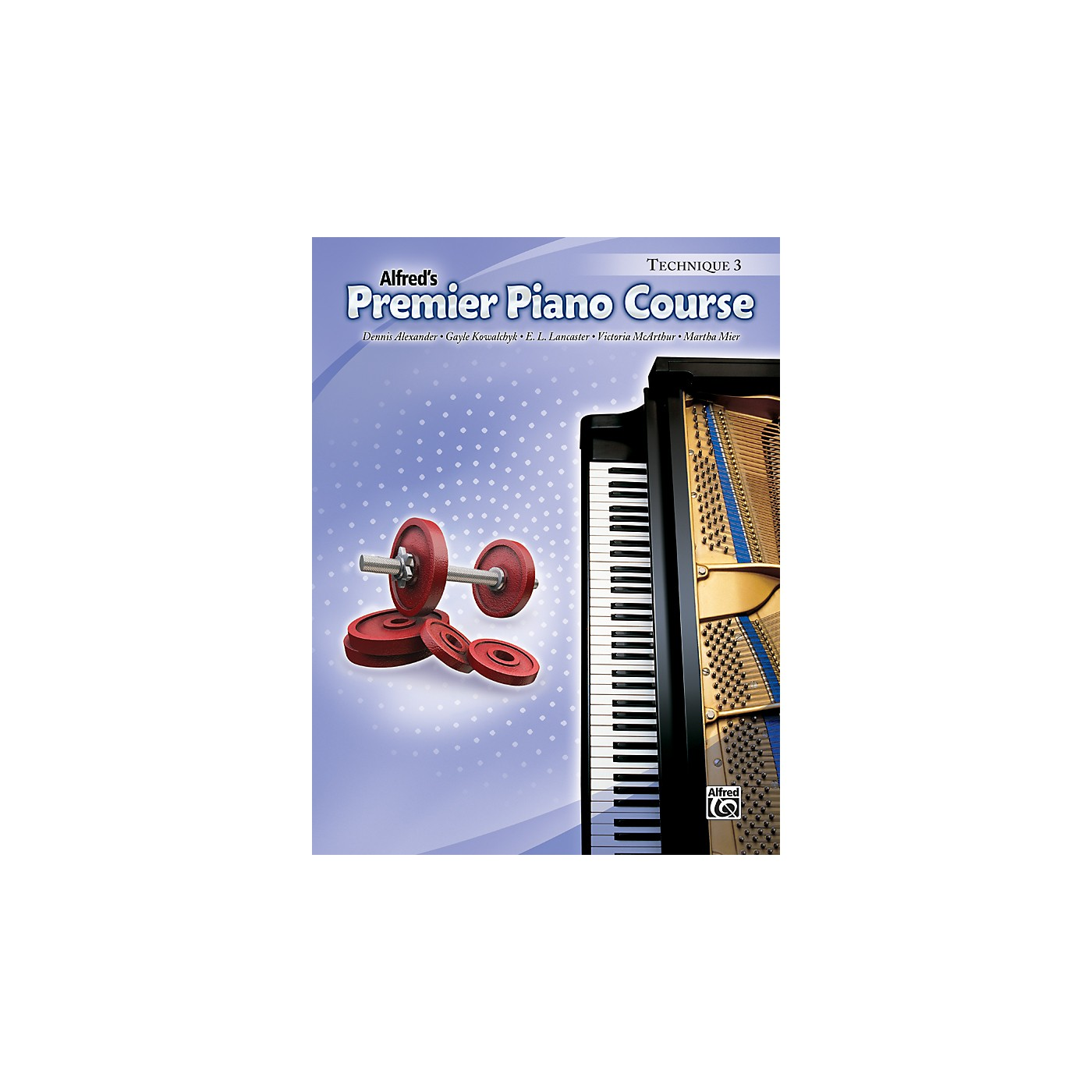 Alfred Premier Piano Course Technique Book 3 thumbnail