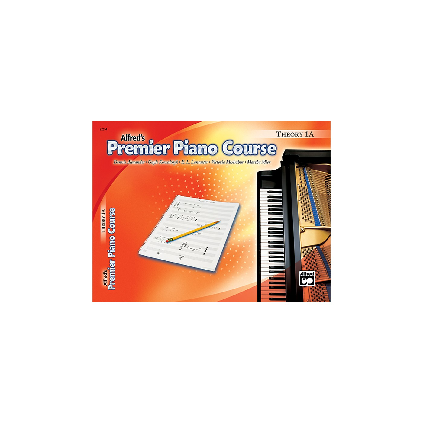 Alfred Premier Piano Course Theory Book 1A thumbnail