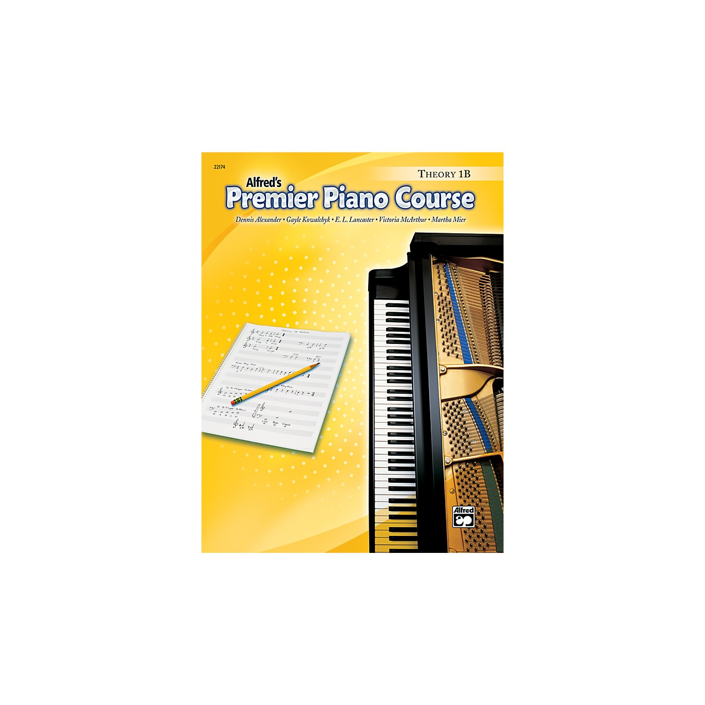 Alfred Premier Piano Course Theory Book 1B thumbnail