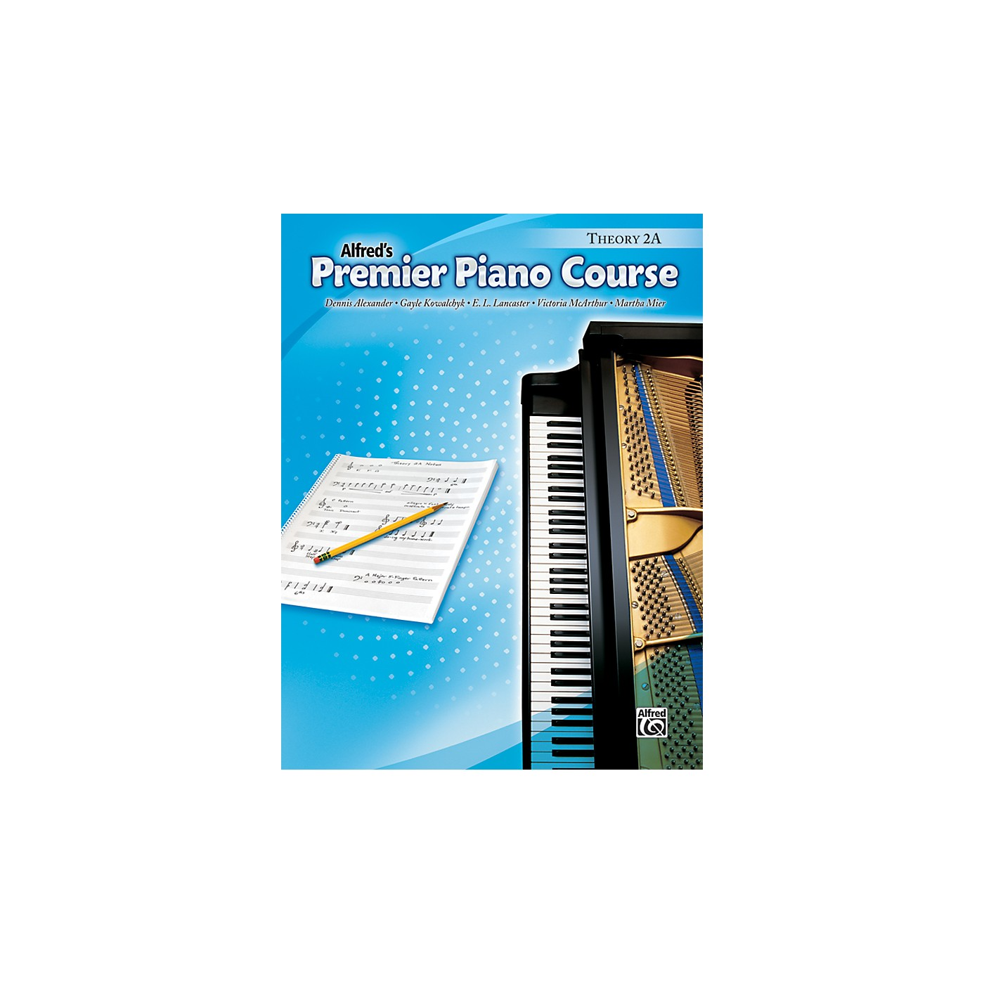 Alfred Premier Piano Course Theory Book 2A thumbnail