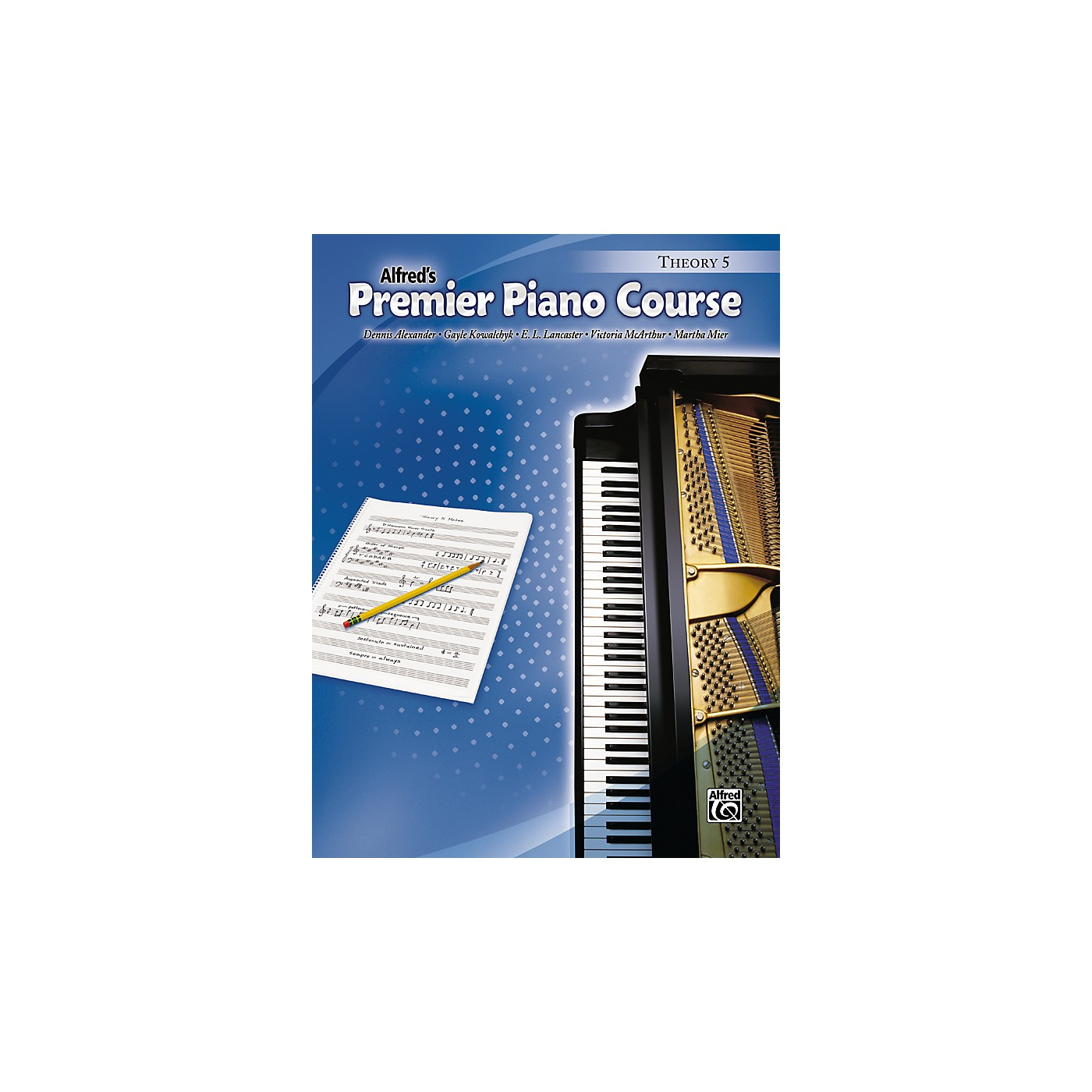 Alfred Premier Piano Course Theory Book 5 thumbnail