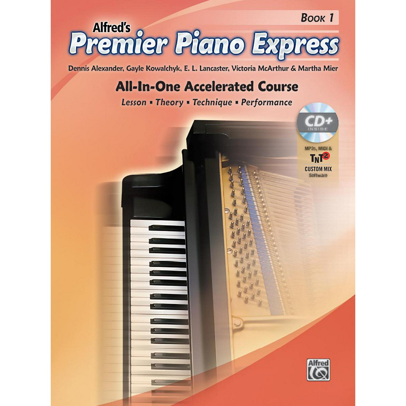 Alfred Premier Piano Express Book 1 Book CD & Online Audio & Software Level 1 thumbnail
