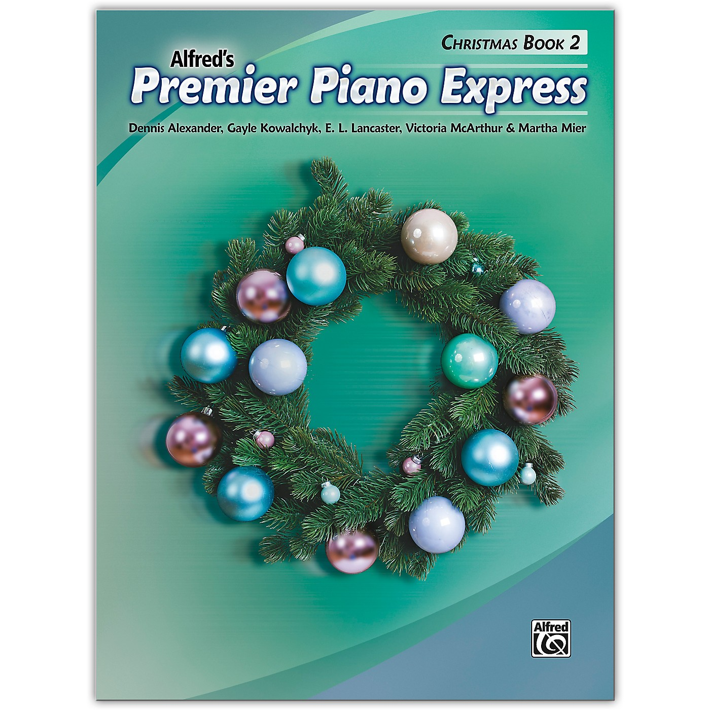 Alfred Premier Piano Express: Christmas, Book 2 Level 2 thumbnail