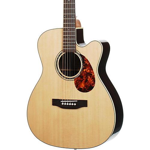 Voyage-Air Guitar Premier Series VAOM-2C Full-Size Folding Orchestra Model Acoustic Guitar-thumbnail