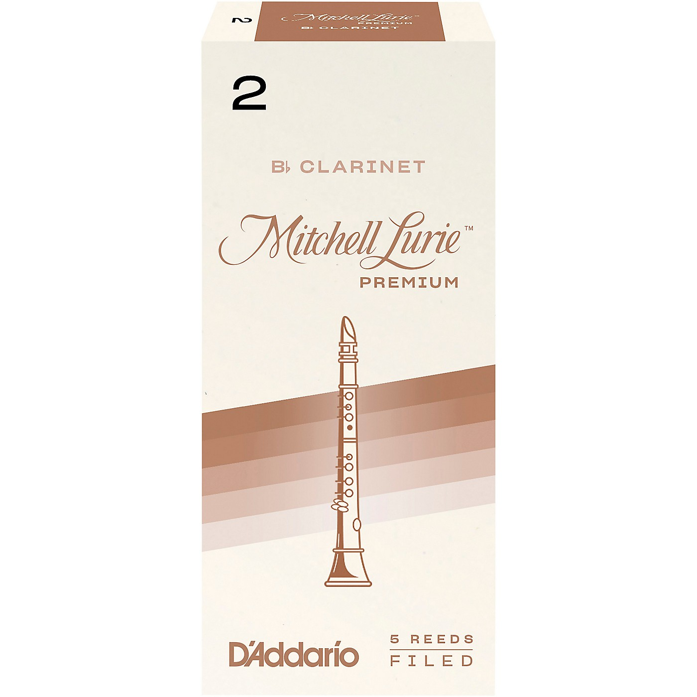 Mitchell Lurie Premium Bb Clarinet Reeds thumbnail