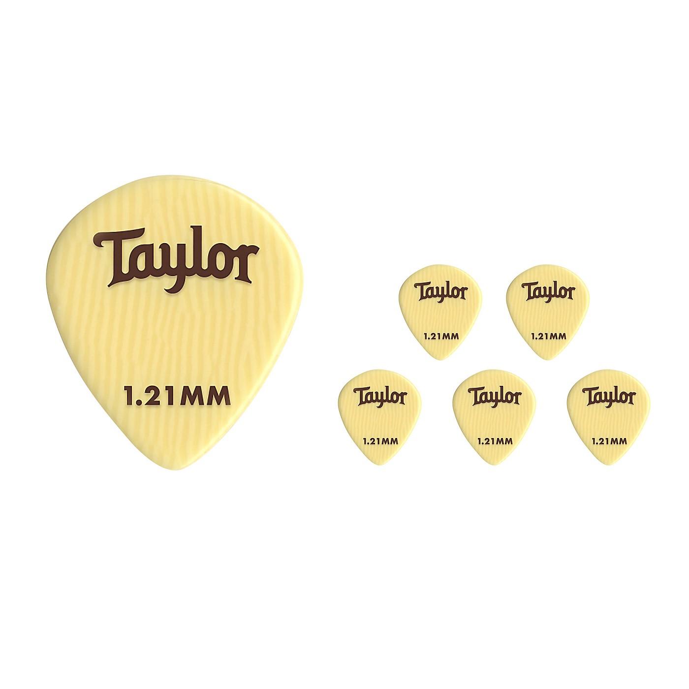 Taylor Premium DarkTone Ivoroid 651 Picks thumbnail