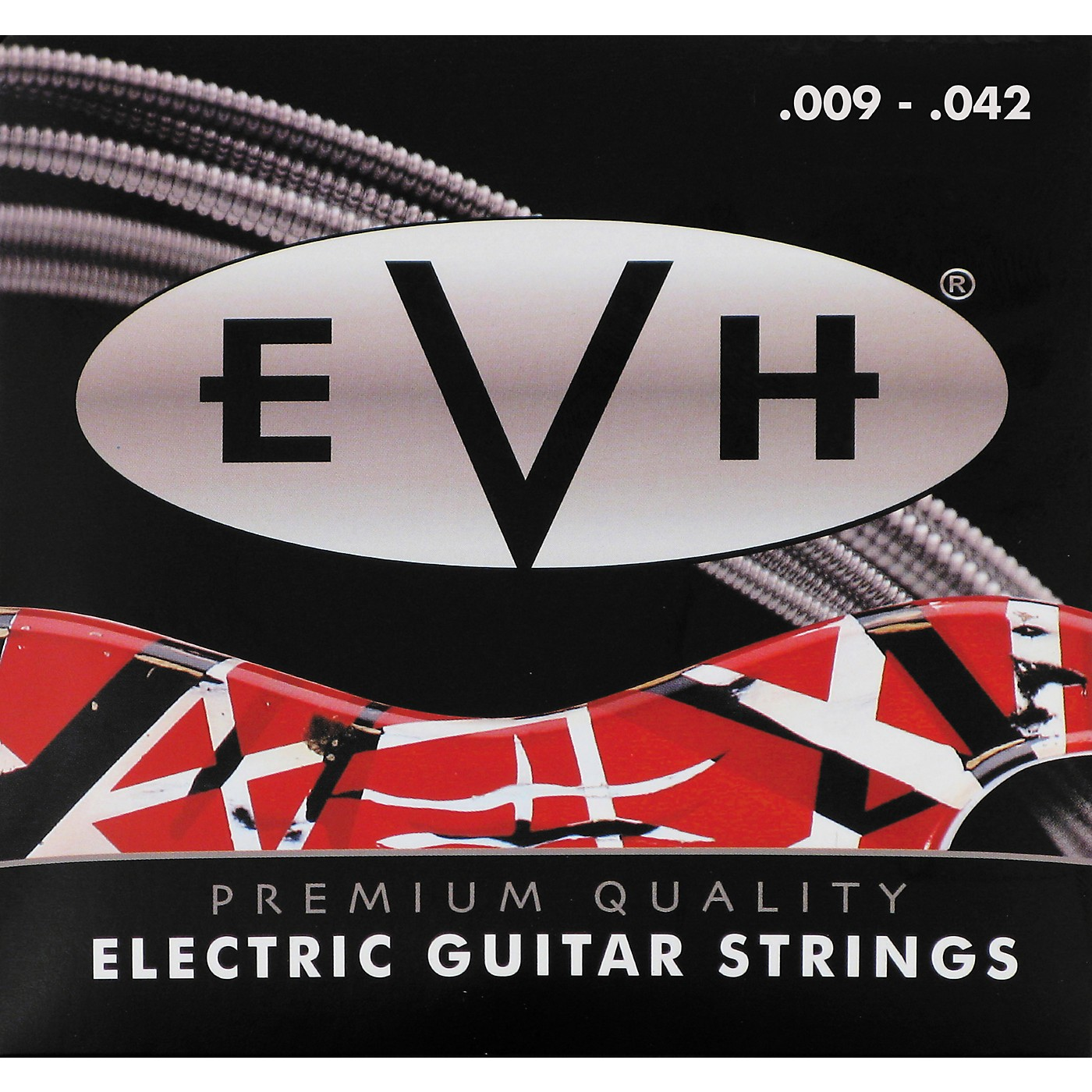 EVH Premium Electric Strings 9-42 thumbnail