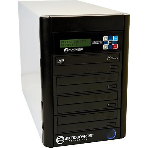Microboards Premium PRM-316 DVD Tower Copier thumbnail