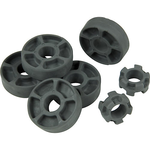 Wedgie Premium Rubber Cymbal Washers-thumbnail